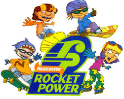 Rocket Power Logo