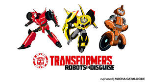Transformers RID Logo
